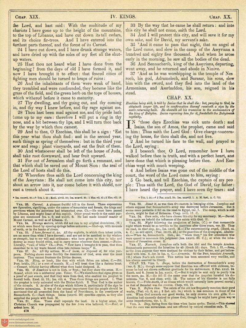 The Haydock Douay Rheims Bible page 0745