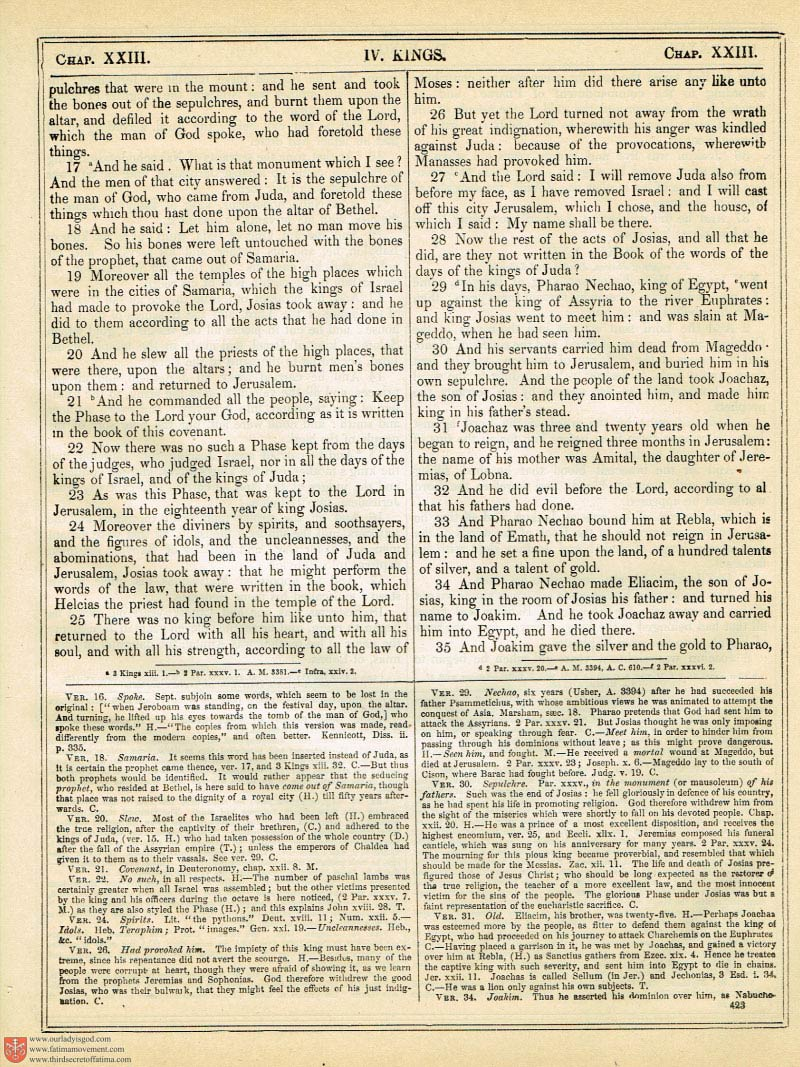 The Haydock Douay Rheims Bible page 0750