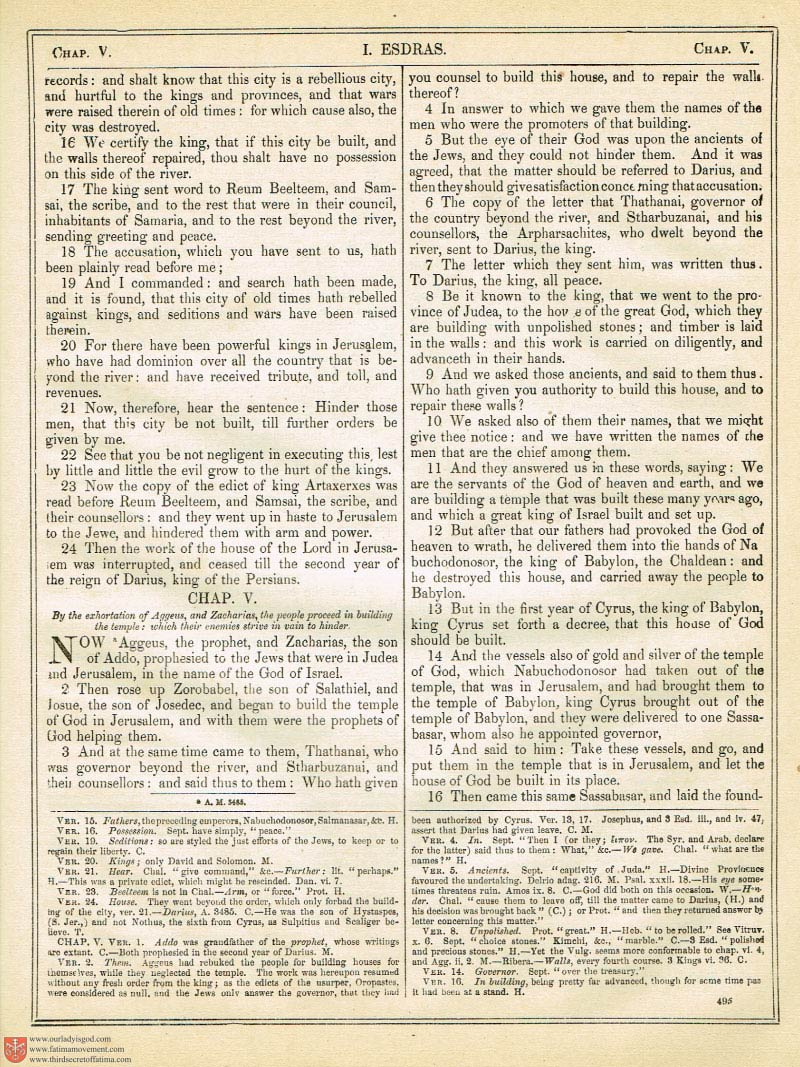 The Haydock Douay Rheims Bible page 0830