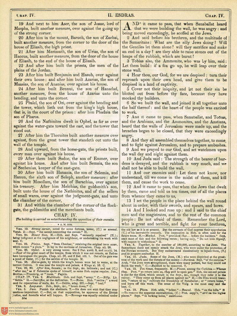 The Haydock Douay Rheims Bible page 0839