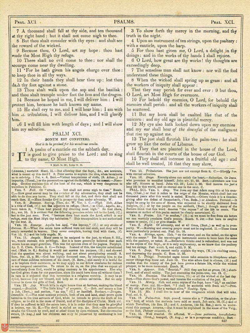 The Haydock Douay Rheims Bible page 0991