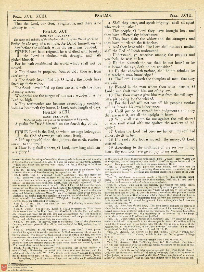 The Haydock Douay Rheims Bible page 0992