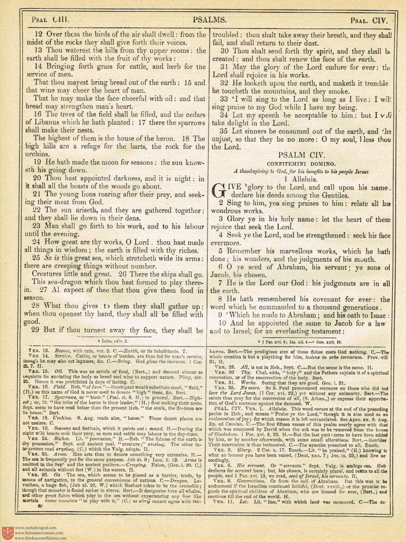 The Haydock Douay Rheims Bible page 0998