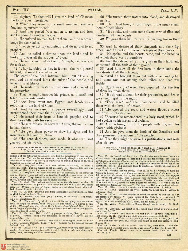 The Haydock Douay Rheims Bible page 0999
