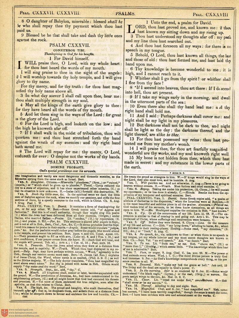 The Haydock Douay Rheims Bible page 1020