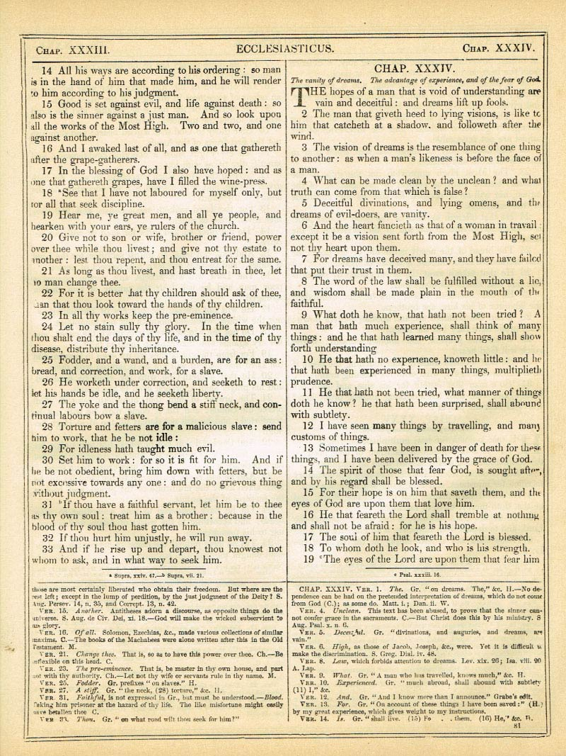 The Haydock Douay Rheims Bible page 1107