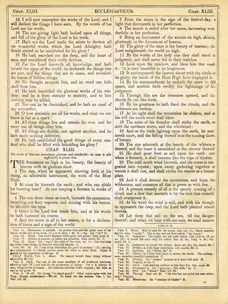 The Haydock Douay Rheims Bible page 1115