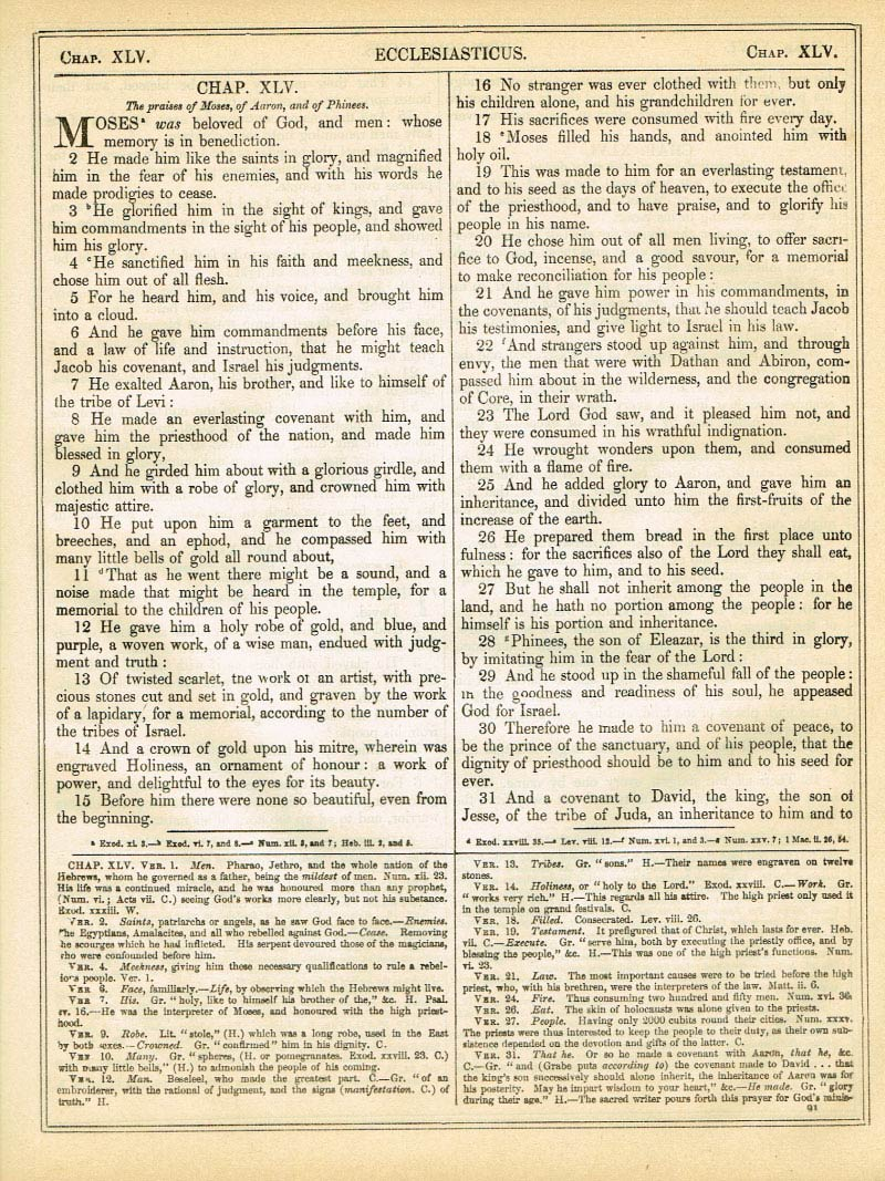 The Haydock Douay Rheims Bible page 1117