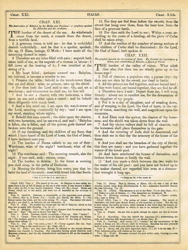 The Haydock Douay Rheims Bible page 1138