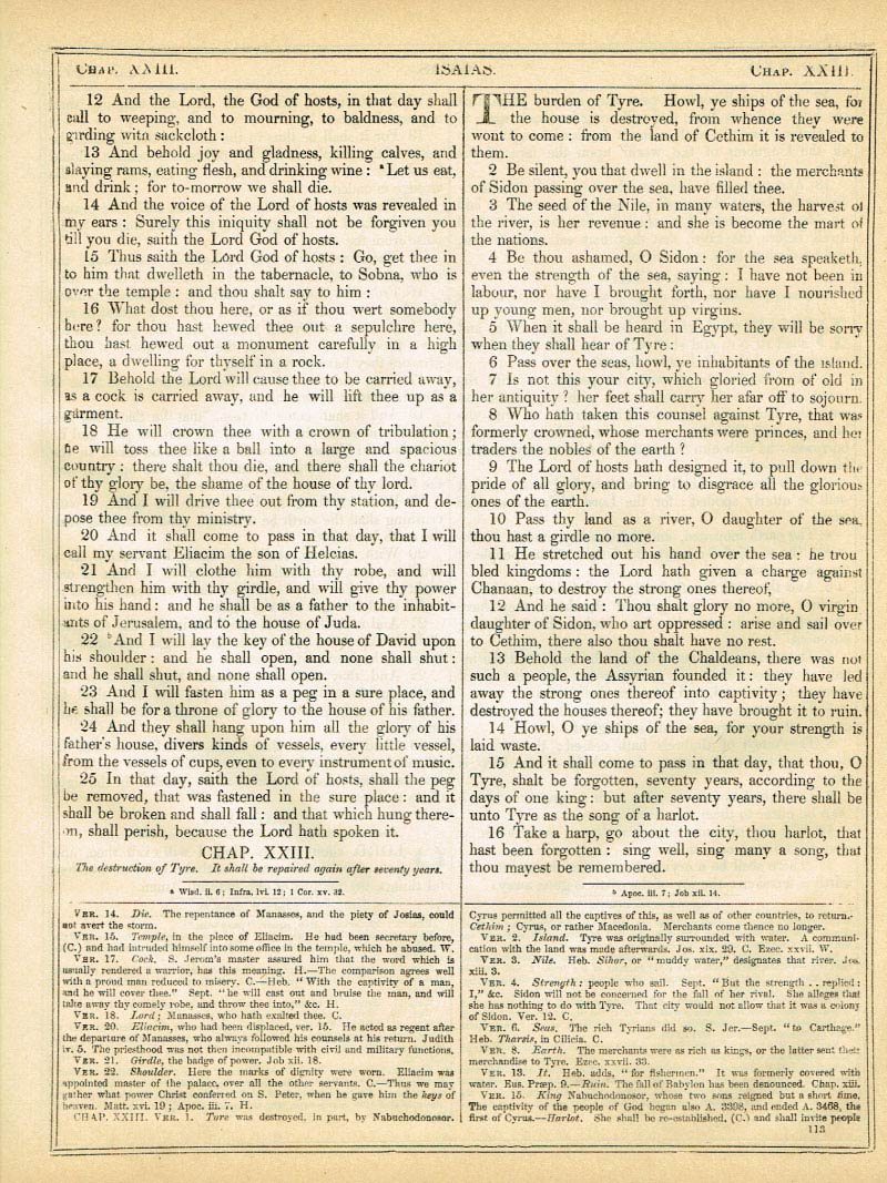 The Haydock Douay Rheims Bible page 1139
