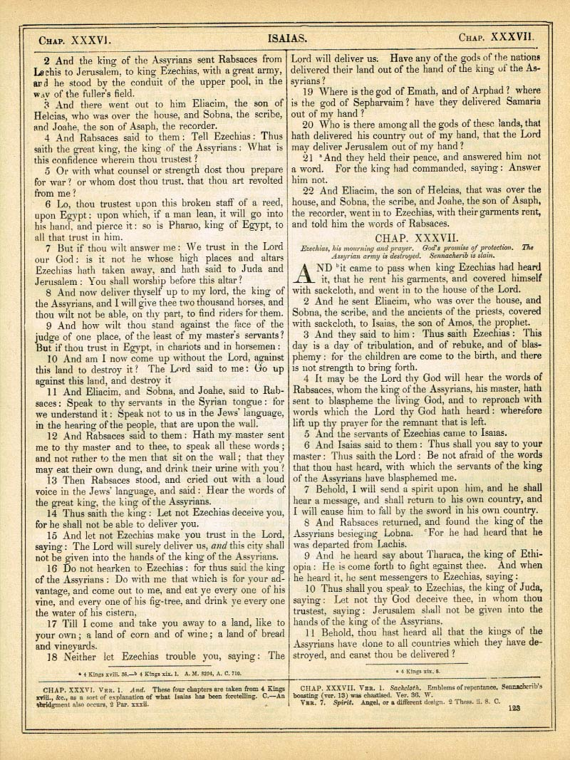 The Haydock Douay Rheims Bible page 1149