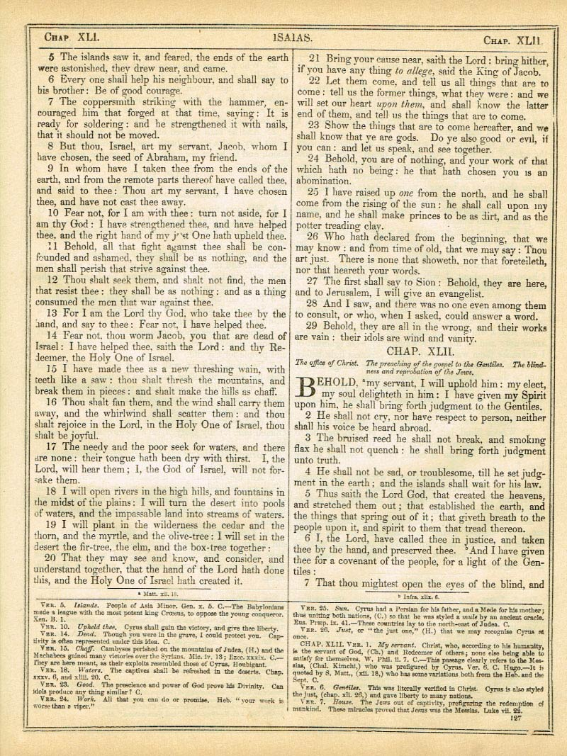 The Haydock Douay Rheims Bible page 1153