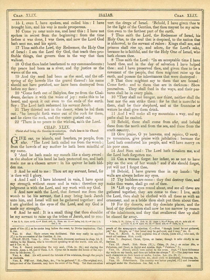 The Haydock Douay Rheims Bible page 1159