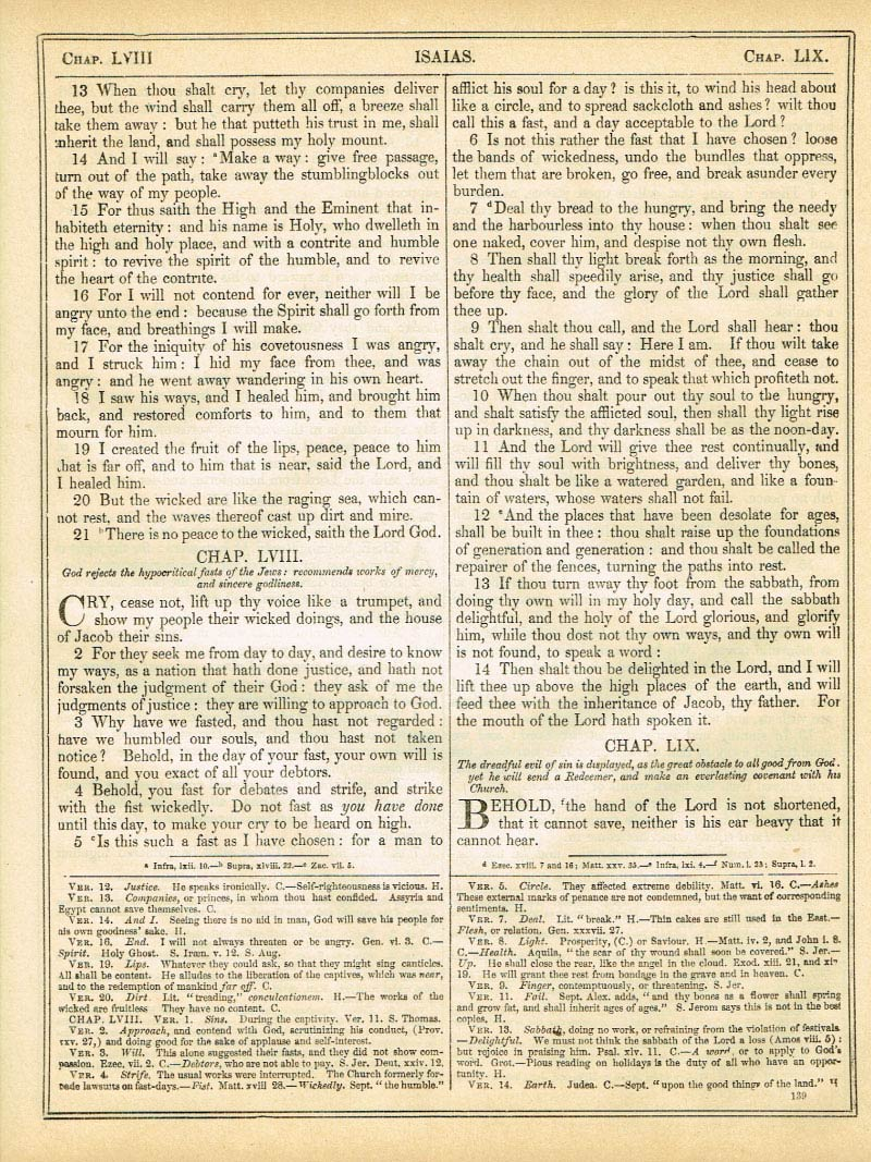 The Haydock Douay Rheims Bible page 1165