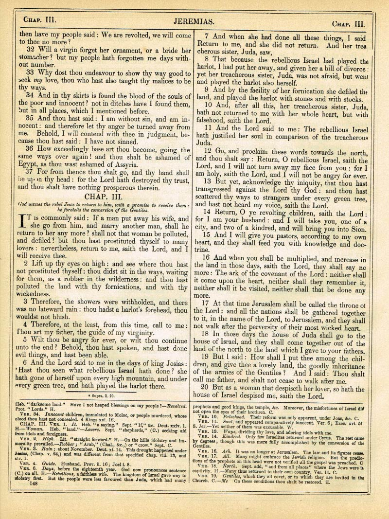 The Haydock Douay Rheims Bible page 1174