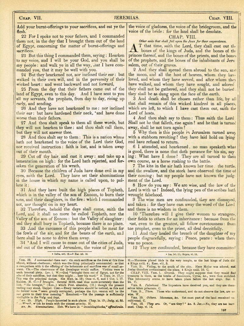 The Haydock Douay Rheims Bible page 1179