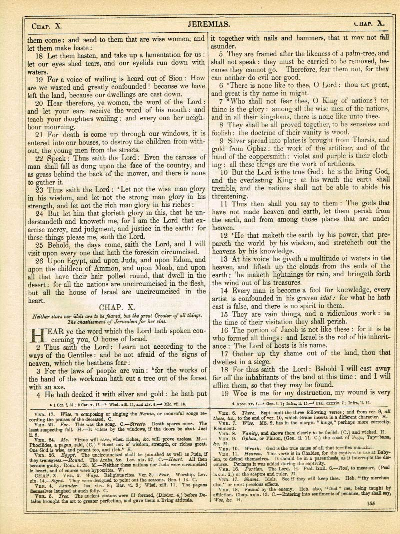 The Haydock Douay Rheims Bible page 1181