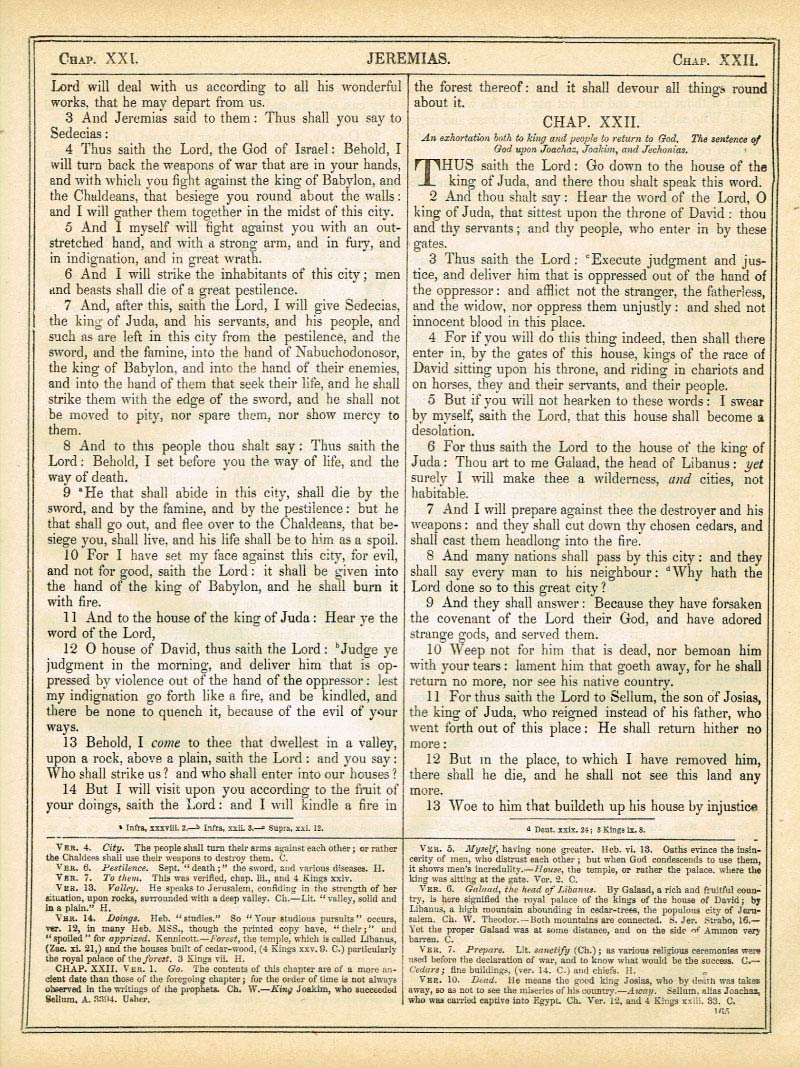 The Haydock Douay Rheims Bible page 1191