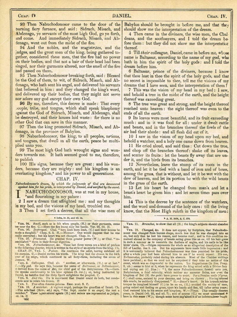 The Haydock Douay Rheims Bible page 1292