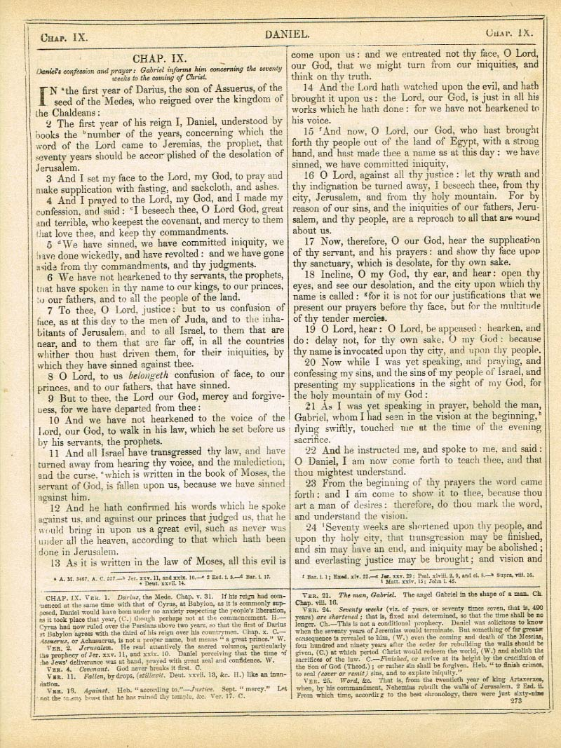 The Haydock Douay Rheims Bible page 1299