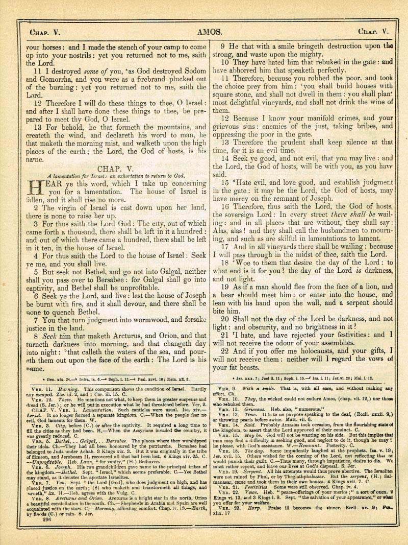 The Haydock Douay Rheims Bible page 1322