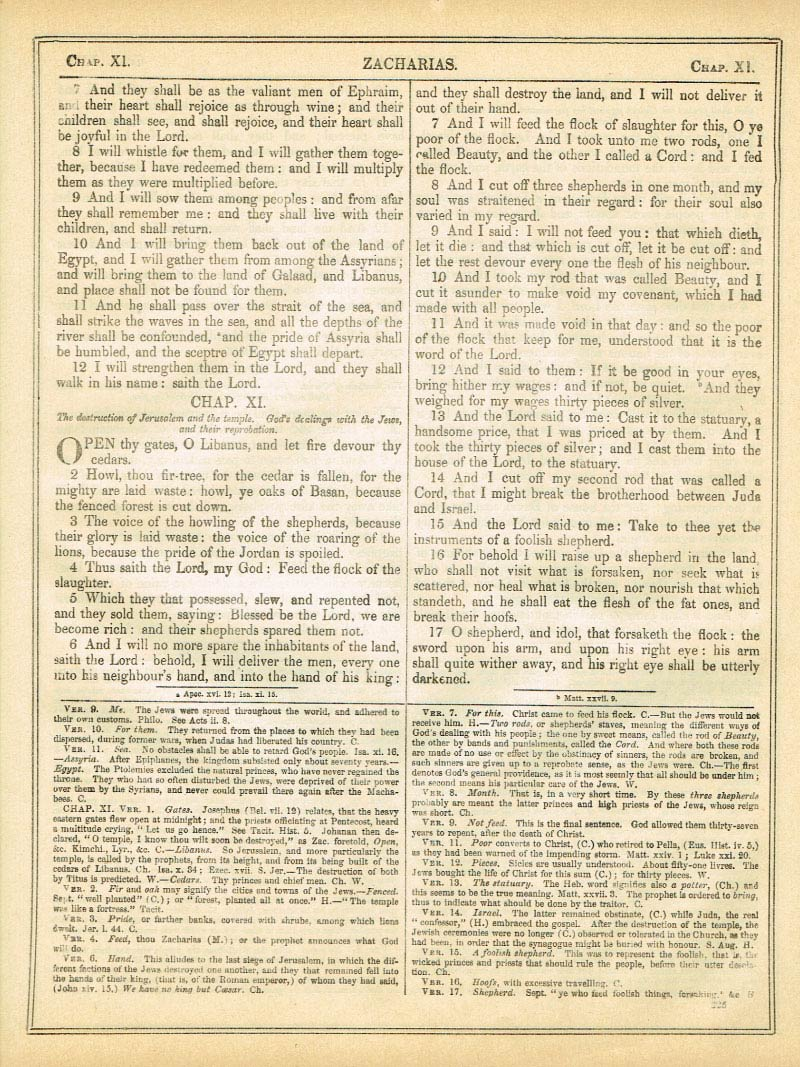 The Haydock Douay Rheims Bible page 1351