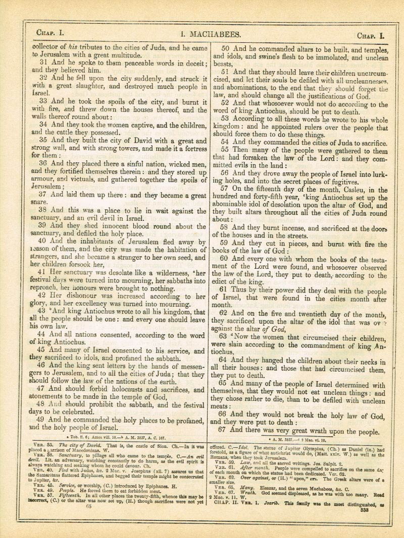 The Haydock Douay Rheims Bible page 1359