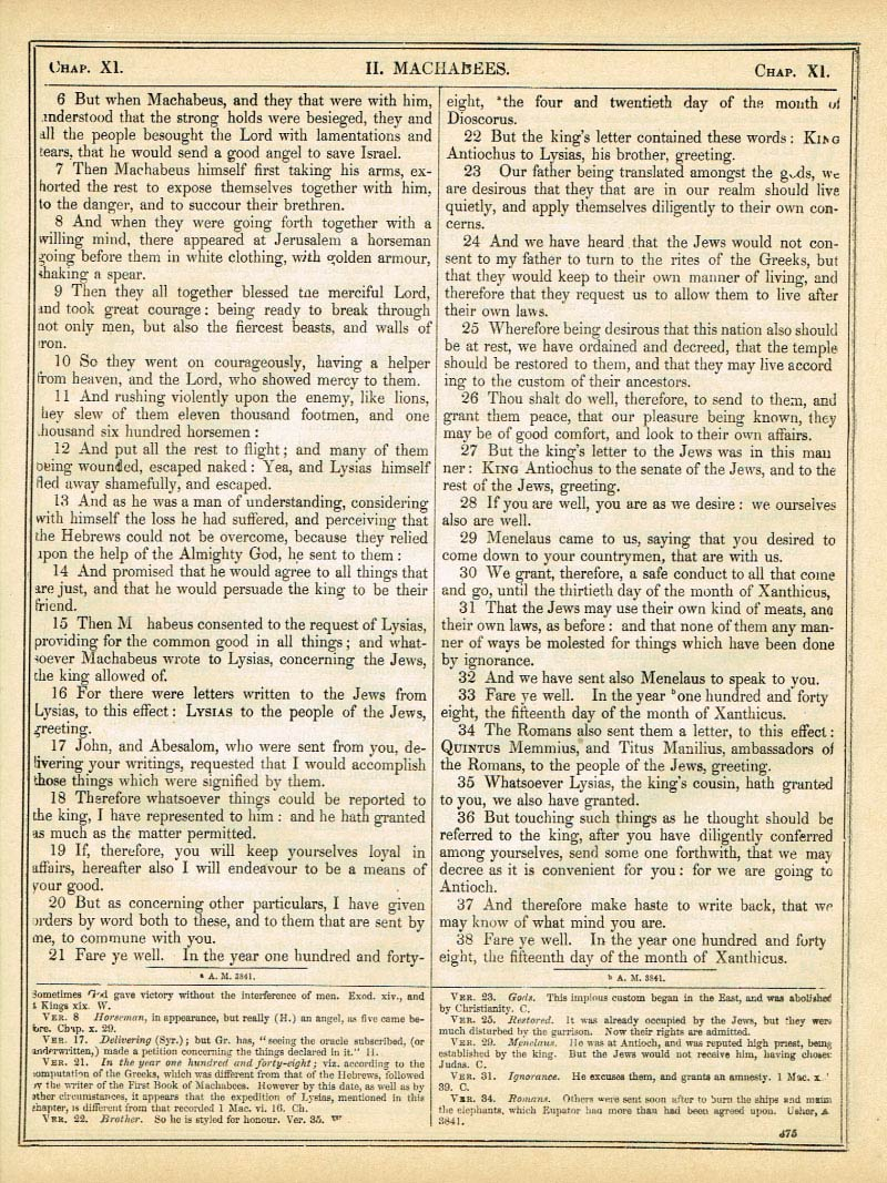 The Haydock Douay Rheims Bible page 1401