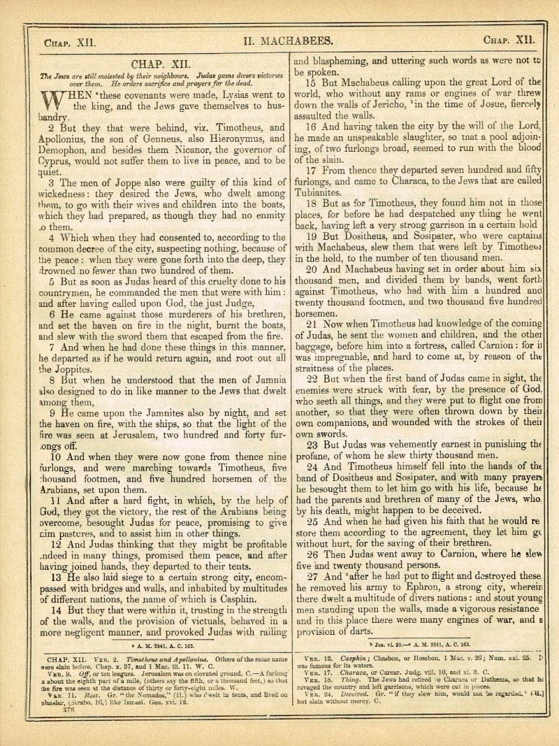The Haydock Douay Rheims Bible page 1402