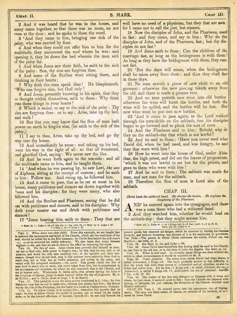 The Haydock Douay Rheims Bible page 0000