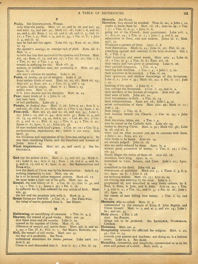 The Haydock Douay Rheims Bible page 1883