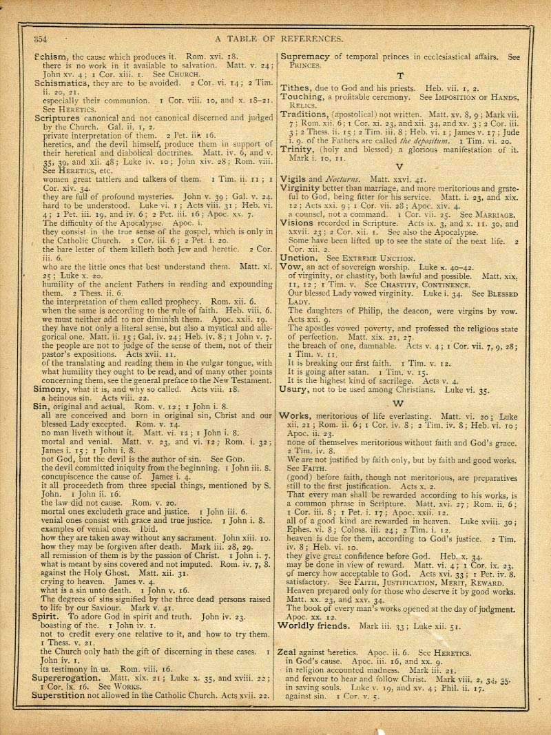 The Haydock Douay Rheims Bible page 1886