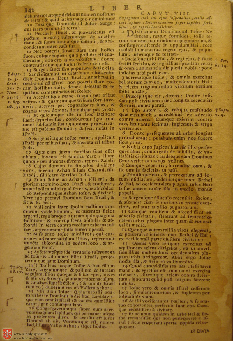 Catholic Latin Vulgate Bible page 0157