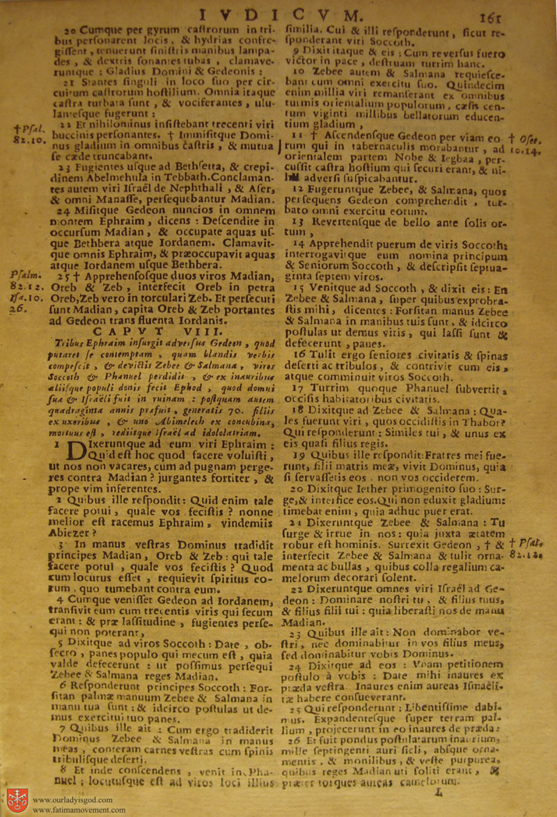 Catholic Latin Vulgate Bible page 0176