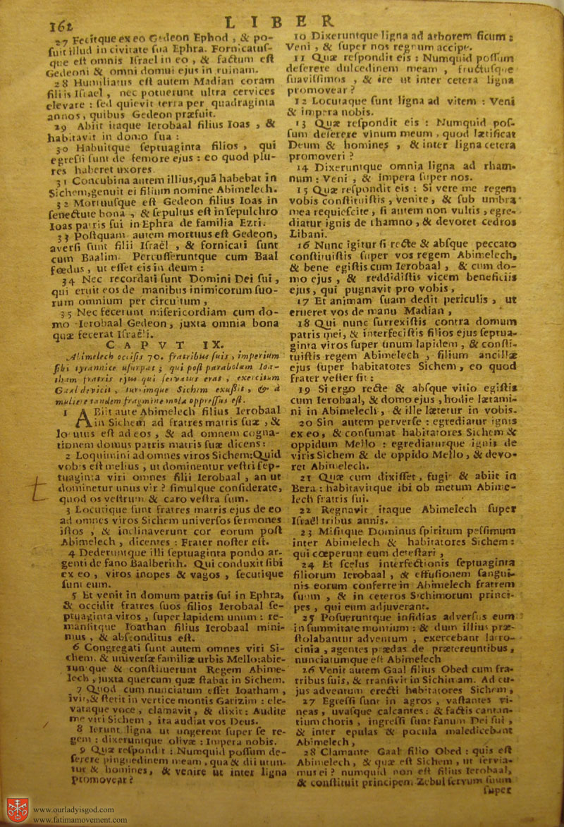 Catholic Latin Vulgate Bible page 0177