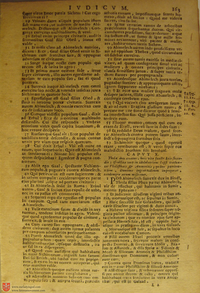 Catholic Latin Vulgate Bible page 0178