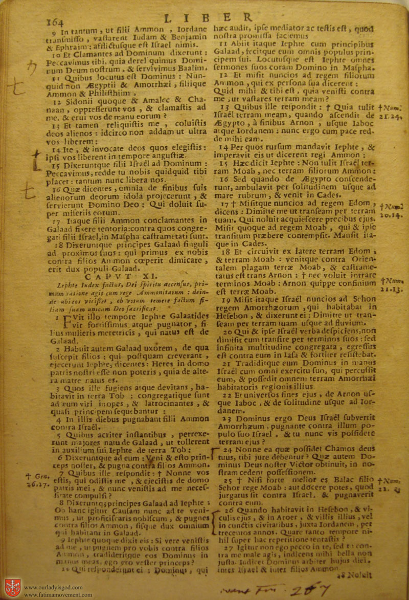 Catholic Latin Vulgate Bible page 0179