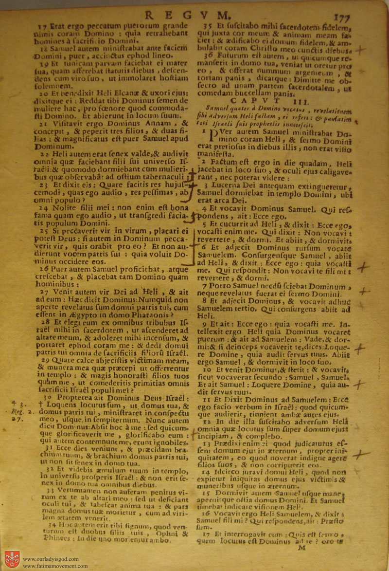 Catholic Latin Vulgate Bible page 0192