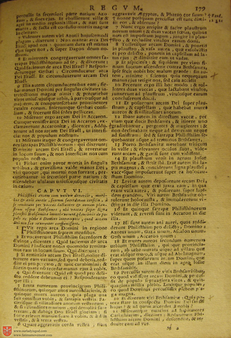 Catholic Latin Vulgate Bible page 0194