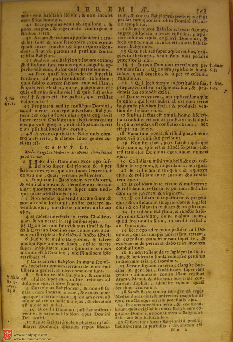 Catholic Latin Vulgate Bible page 0578