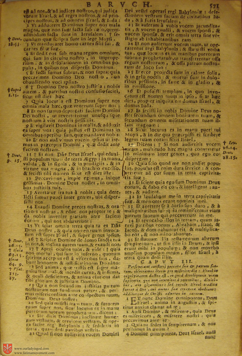 Catholic Latin Vulgate Bible page 0586