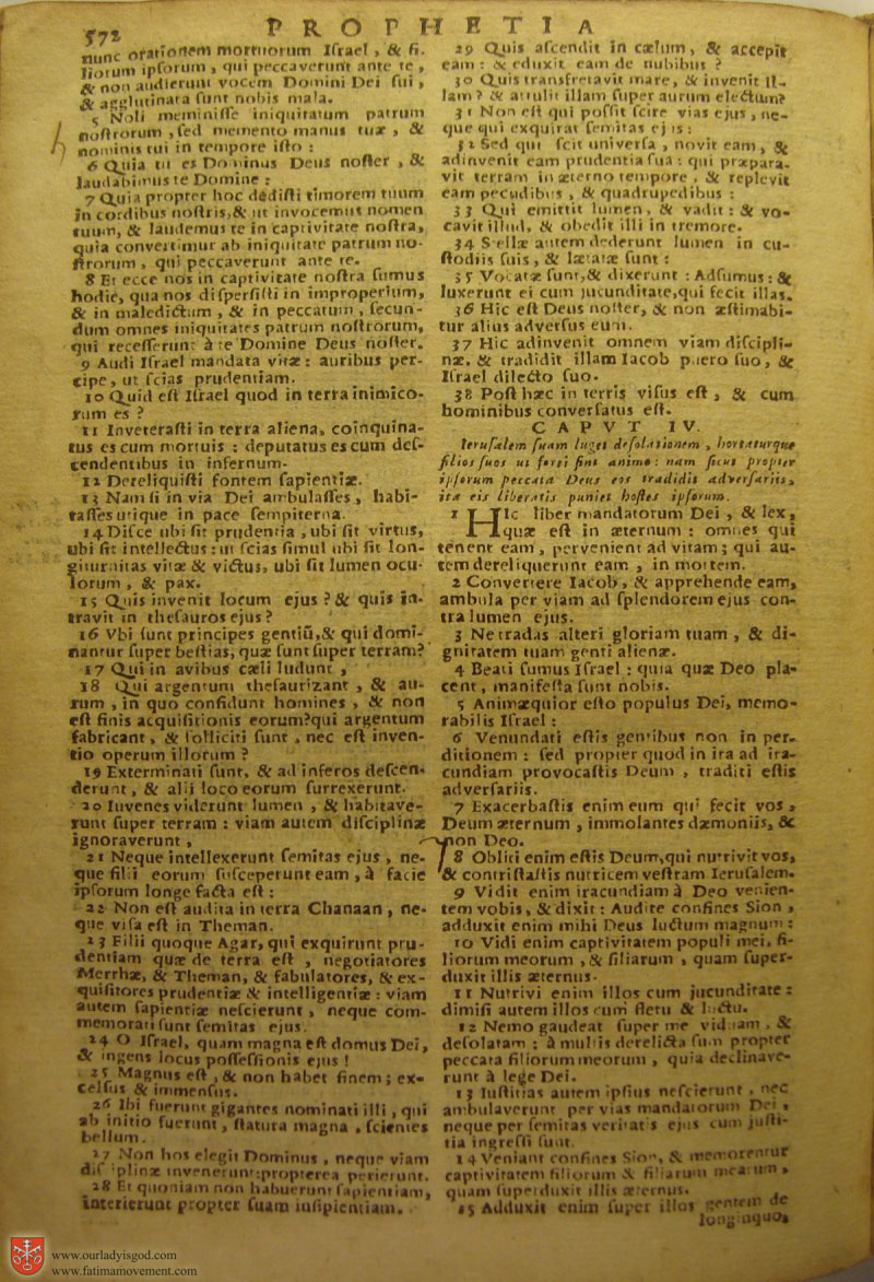 Catholic Latin Vulgate Bible page 0587