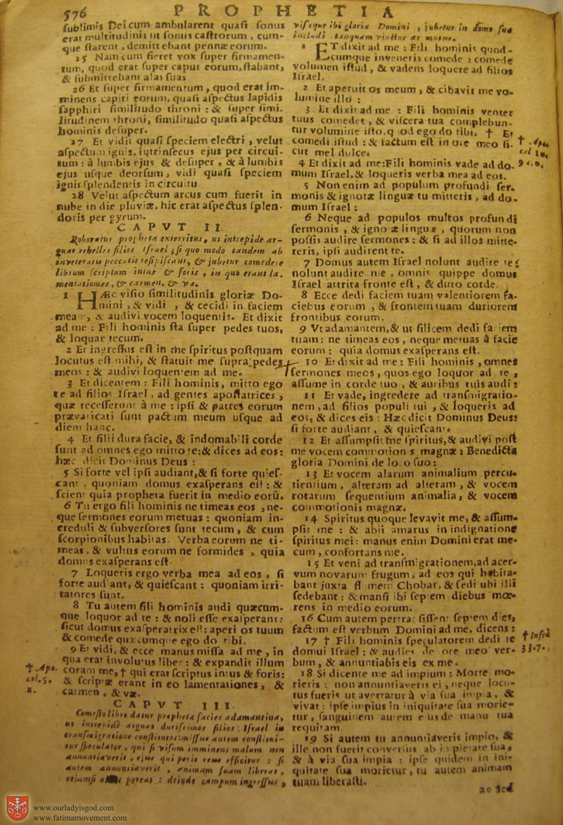 Catholic Latin Vulgate Bible page 0591