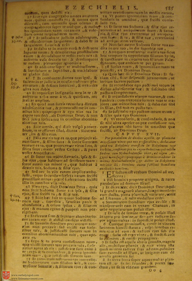 Catholic Latin Vulgate Bible page 0600