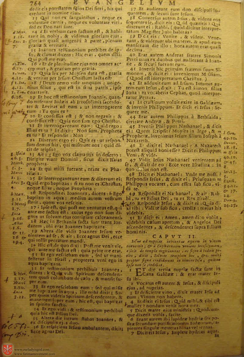 Catholic Latin Vulgate Bible page 0779