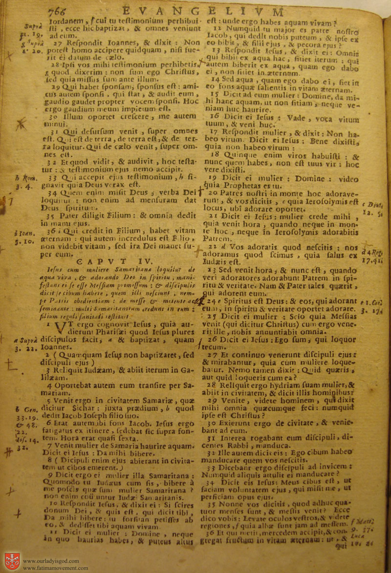 Catholic Latin Vulgate Bible page 0781
