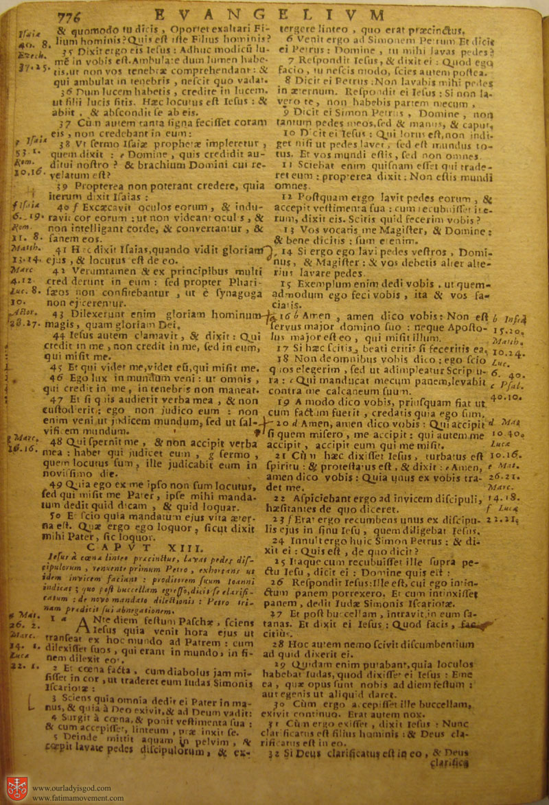 Catholic Latin Vulgate Bible page 0791