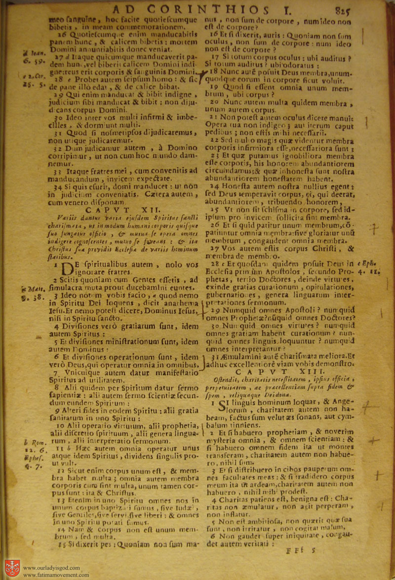 Catholic Latin Vulgate Bible page 0840