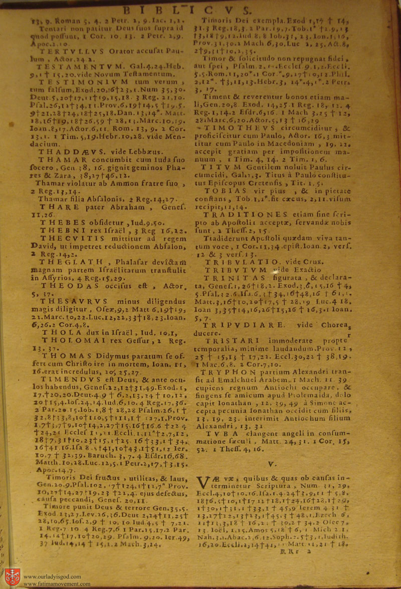 Catholic Latin Vulgate Bible page 1012