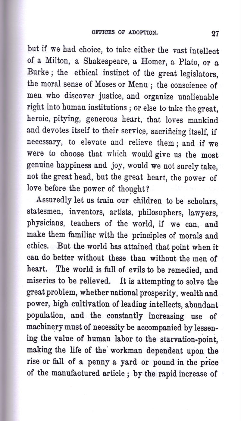 Masonic Baptism of Children by Albert Pike Part III page 27